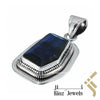 kinzjewels - Handcrafted Sterling Silver Mother Of Pearl Pendant