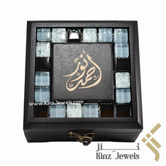 kinzjewels - Kinz Personalized Handmade Wooden Mosaic Big Name