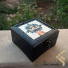 kinzjewels - Kinz Mosaics Tree of Life Brown Wooden Box