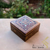 kinzjewels - Small Handcrafted Mosaics with Mother Of Pearl Box