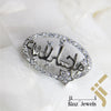 kinzjewels - Sterling Silver Pin Brooch For Baby - Mashallah