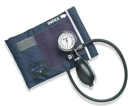 Blood Pressure Aneroid Palm-Model Adult