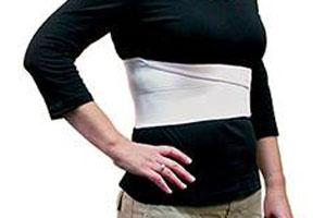Female Fitted Rib Belt