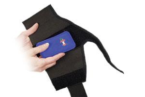 Reflex Wrist Support w/Cold Pack
