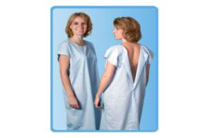 Patient Gown Open Back