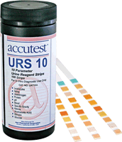 Accutest Urine Test Strips