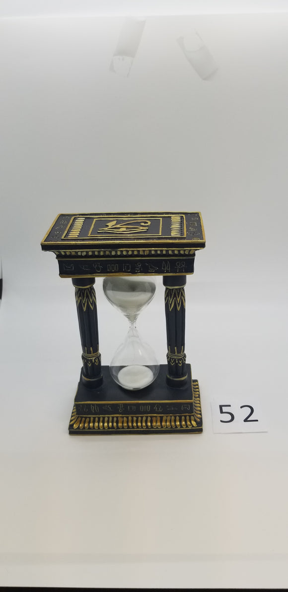Egyptian Themed Sandtimer