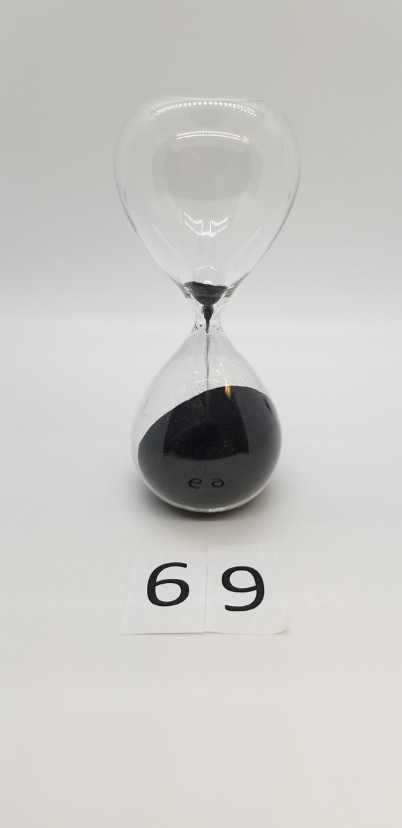Glass Only Sand Timer