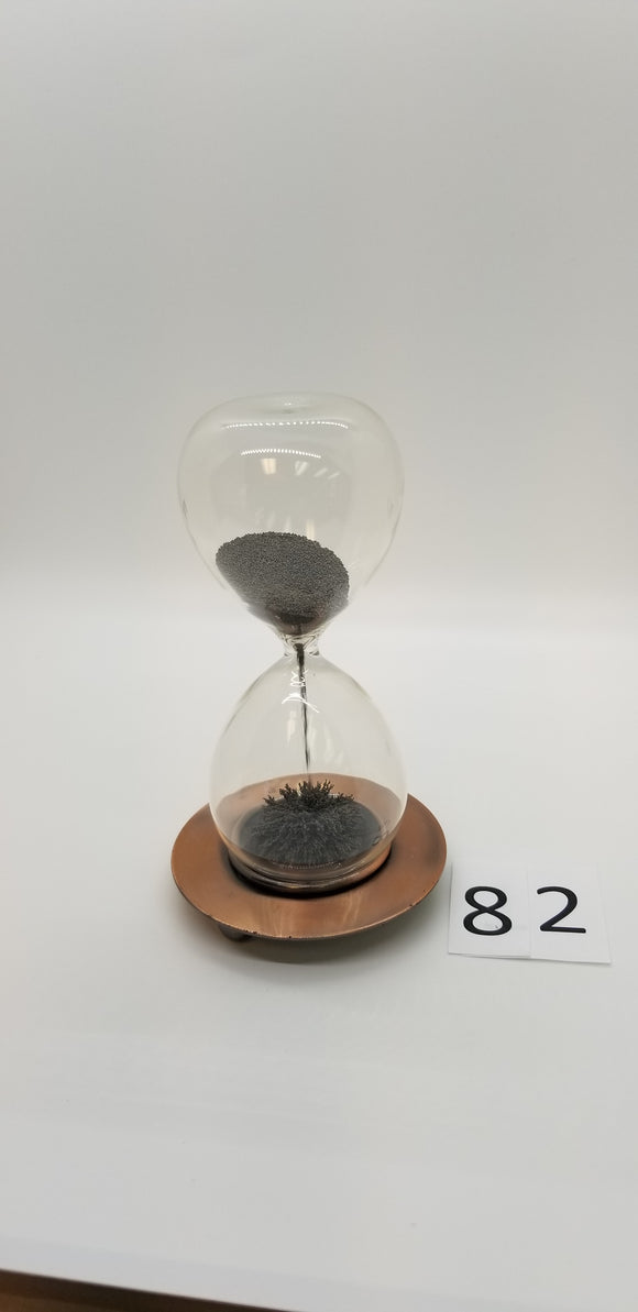 Sand Timer w/Magnetic Sand