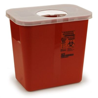 2 Gallon Sharps Containers