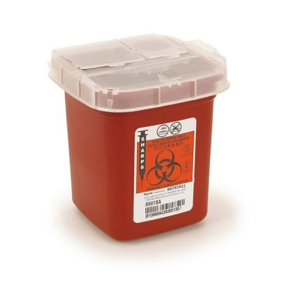 Sharps Container, Pint