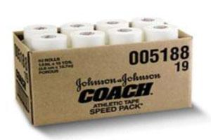 J&J COACH Athletic Tape