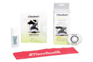 Thera-Band® Knee & Hip Rehab Kit
