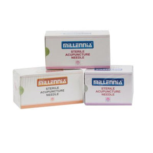 Millennia® Acupuncture Needles w/GuideTube