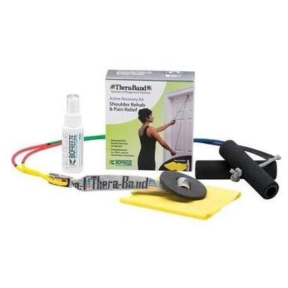 Thera-Band® Shoulder Rehab & Pain Relief Active Recoverty Kit, Beginner