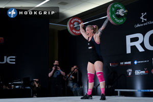 Hookgrip Lift Sequence Poster