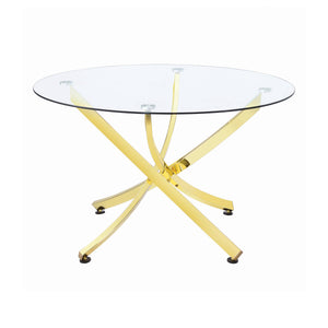 Chanel Round Dining Table Set