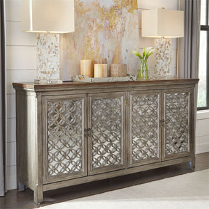 Westridge  4 Door Accent Cabinet