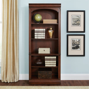 Brayton Manor Executive Open Bookcase