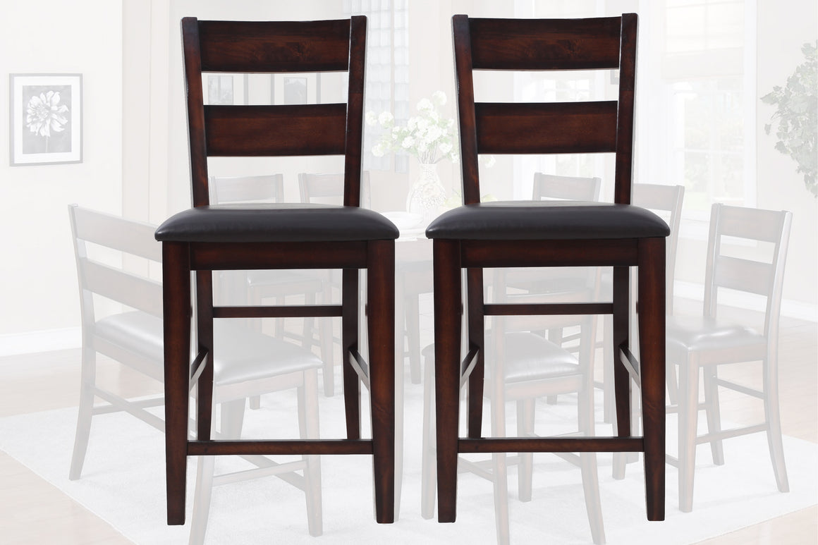 Maldives Counter Height Dining Set (5 PC)