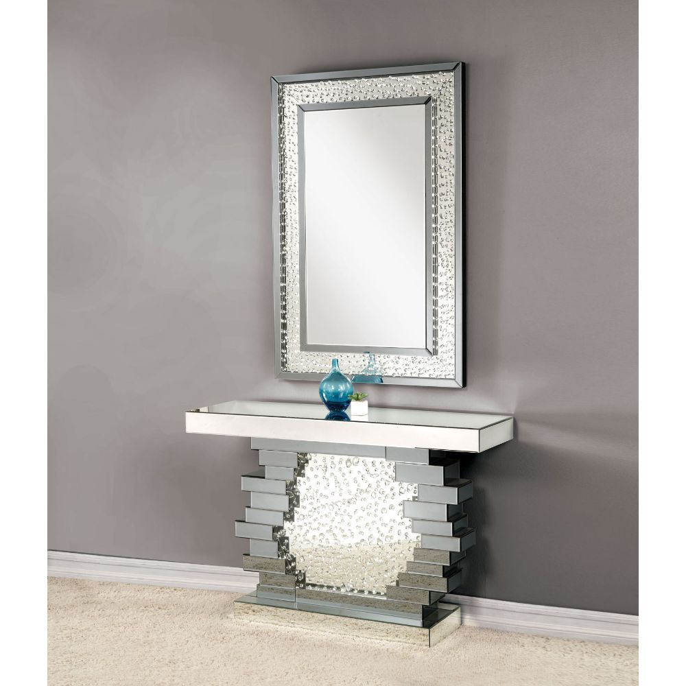 Nysa Console Table Mirrored