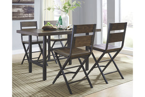 Kavara 5-Piece Dining Set D469