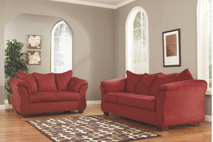 Darcy Sofa and Loveseat