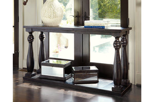 Mallacar Sofa/Console Table T880-4