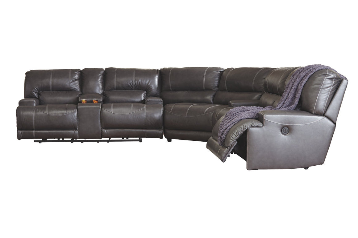 McCaskill 3-Piece Sectional with Power U6090096  U6090047 U6090071