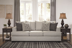 Velletri Pewter Queen Sofa Sleeper