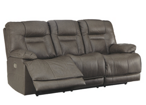 Wurstrow Reclining Sofa and Loveseat