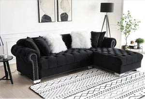 Royal Tufted Sectional