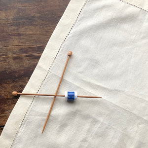 Tulip Row and Stitch Counter
