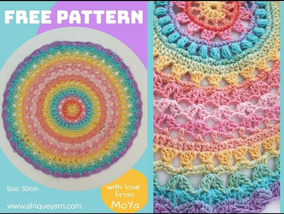 Free Moya Patterns