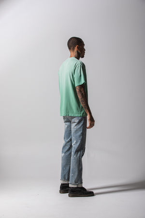 Faded T-Shirt - Green Spruce