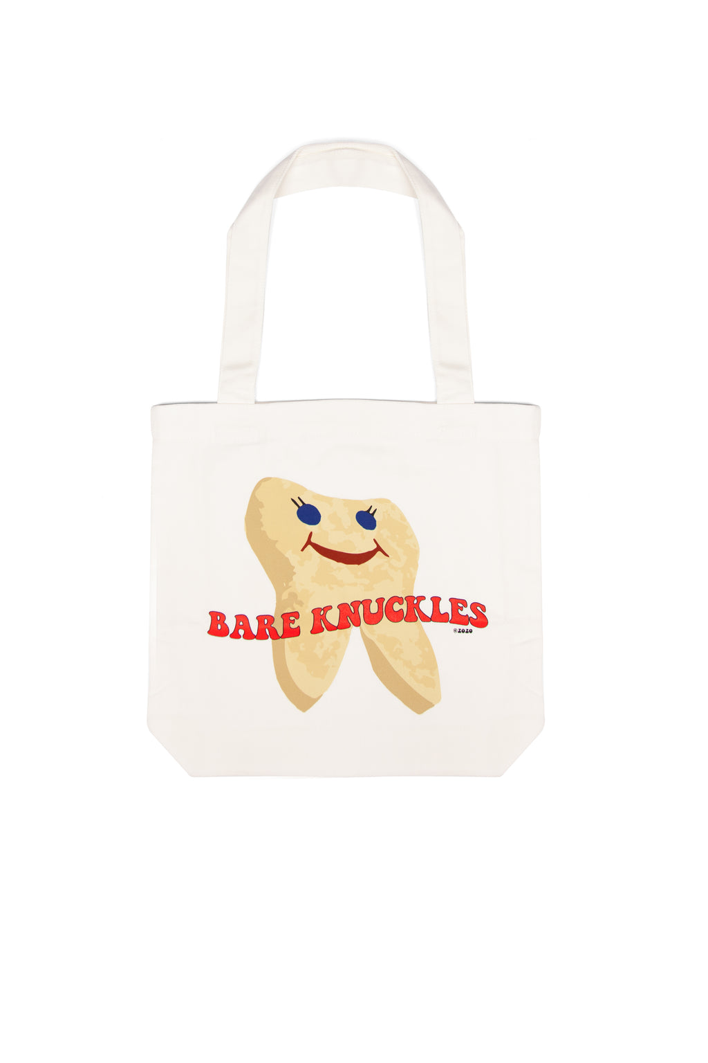 Tooth Canvas Tote Bag