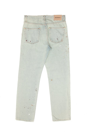 Washed Painter Denim - Light Wash