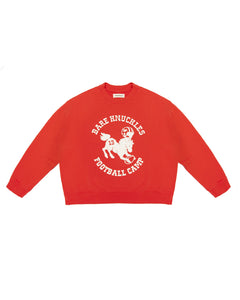 Football Camp Crewneck - True Red