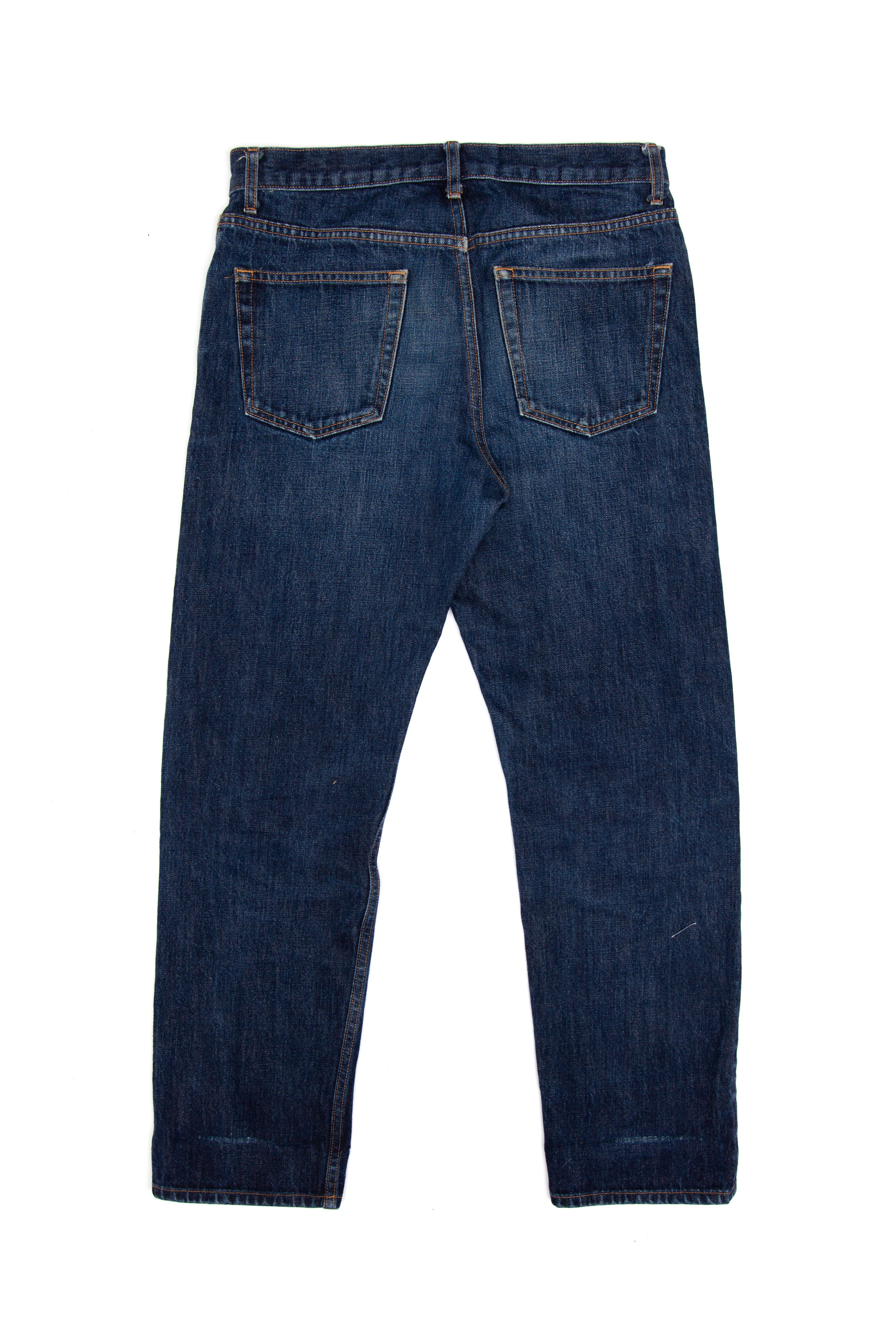 14 oz Selvedge Denim - Raw Indigo