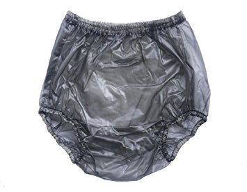 Grey Plastic Pants M - myabdlsupplies