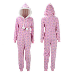 Snuggle Bows Adult Onesie XLG - myabdlsupplies