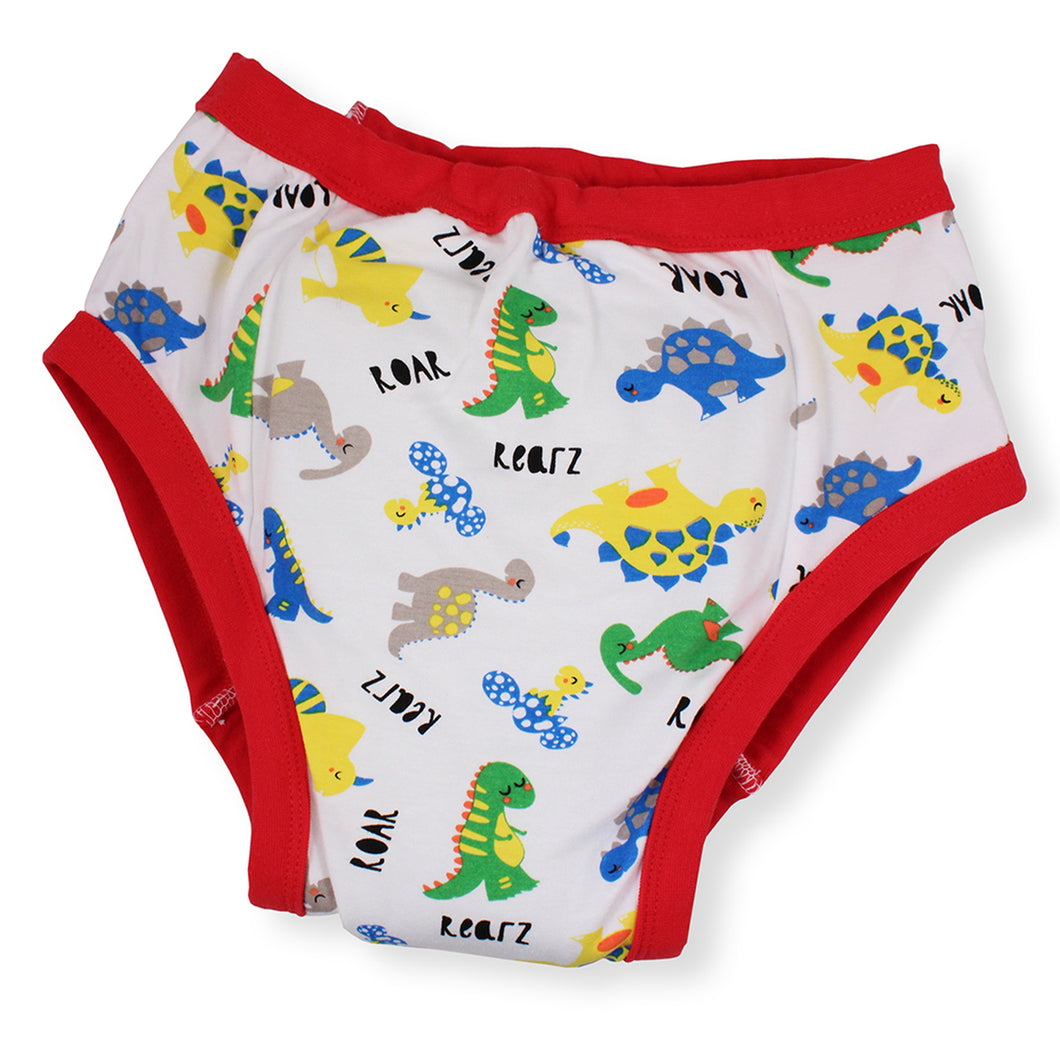 REARZTRAINING PANTS DINOSAUR SMALL - myabdlsupplies