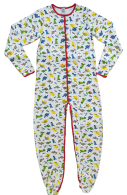 REARZ JAMMIES DINO SMALL - myabdlsupplies
