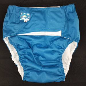 Blue Eco Pocket Diaper M