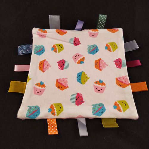 CUPCAKES SECURITY BLANKET - myabdlsupplies