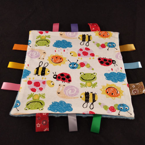 BUGS SECURITY BLANKET - myabdlsupplies