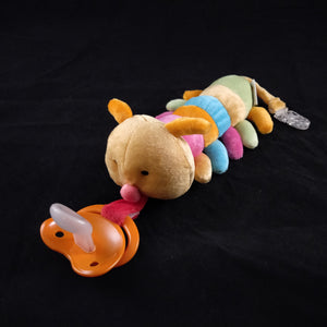 CATERPILLAR PACIFIER HOLDER - myabdlsupplies