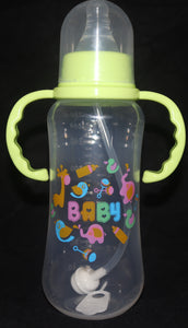 Green Bottle / Sippy Cup with Strawer - myabdlsupplies