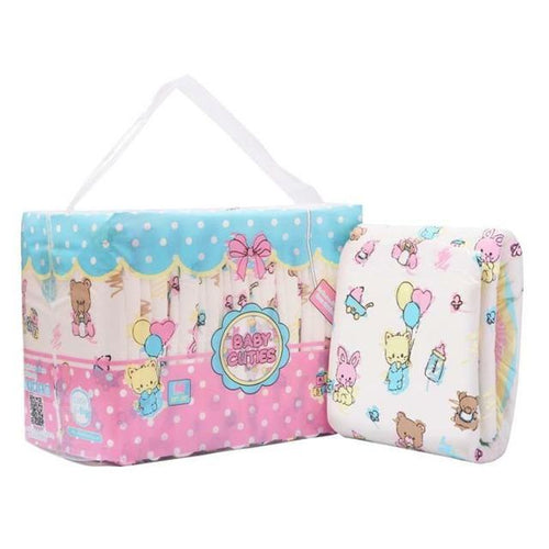 LittleForBig Baby Cuties Large Pack - myabdlsupplies