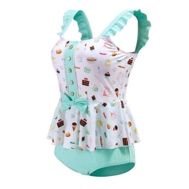 Vintage Sweets Swimsuit SML - myabdlsupplies